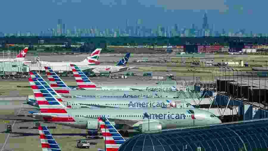 Aeroportos estão liberados, mas restrições por conta da pandemia continuam  - Miguel Angel Sanz/Unsplash