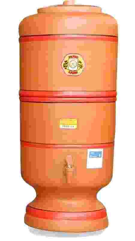 Filtro de barro - Reprodução - Reprodução