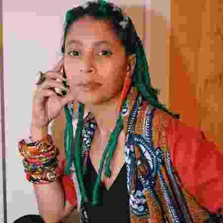 PopAfro - Andrea Villas Boas, de 44 anos, dona da marca  VB Atelier: - Divulgação  - Divulgação