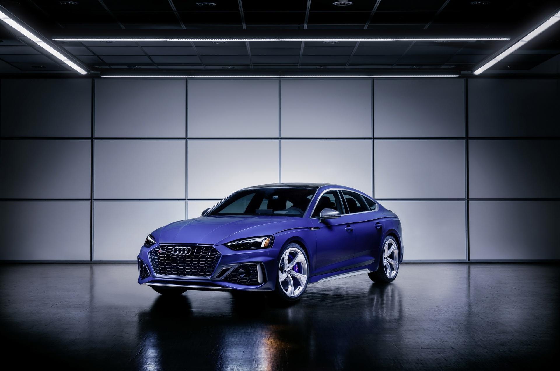 Audi Lanca Rs5 2021 Com Reestilizacao E Versoes Limitadas 30 09 2020 Uol Carros