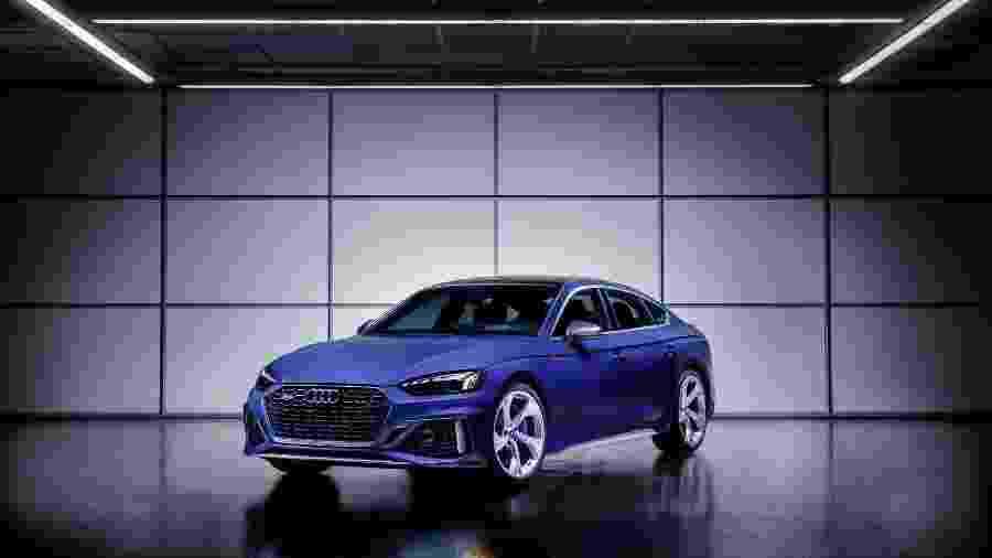 Audi RS5 2021  - Divulgação
