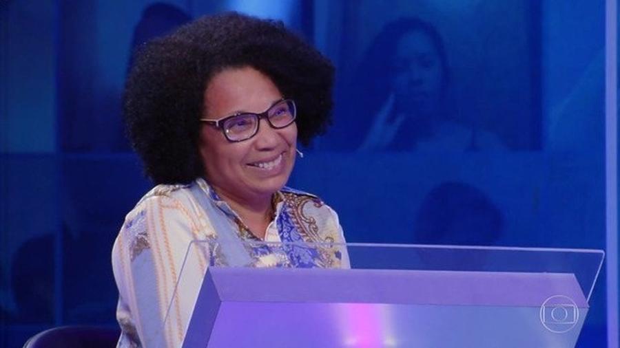 Janaí Caló está fazendo faculdade de Ciências Sociais - Reprodução/ Rede Globo