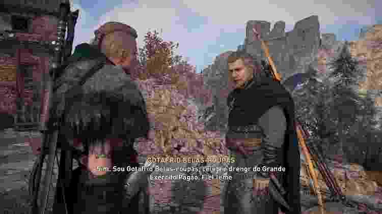 Assassin's Creed Valhalla - Daniel Esdras/GameHall - Daniel Esdras/GameHall