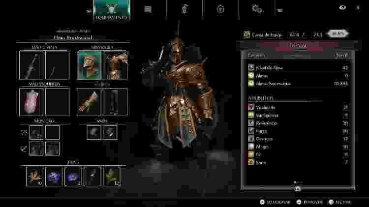 Demons Souls Artigo 03 - Daniel Esdras/GameHall - Daniel Esdras/GameHall