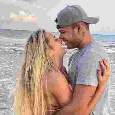 Gabi Martins e o namorado, Tierry, oficializam o relacionamento - Reprodução/Instagram