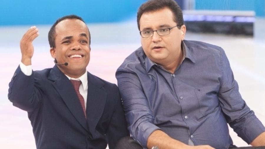 Marquinhos e Geraldo Luís estão na mira de projeto de nova atração - Reprodução