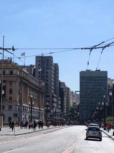 Previsão do São Paulo é de tempo quente nesta segunda (17) - Getty Images
