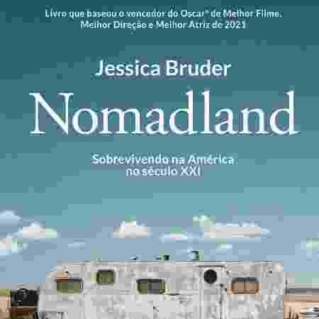 nomadland - Divulgação - Divulgação