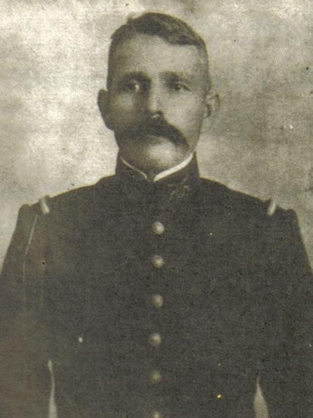 O policial Tenente Galinha, famoso pelos crimes e crueldades no interior de São Paulo - Domínio Público/Wikipedia