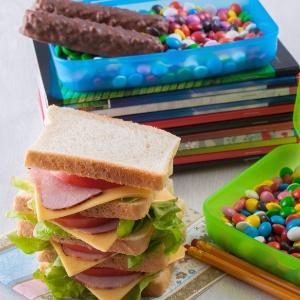 Ministério apoia a iniciativa das escolas de banir alimentos pouco saudáveis - Getty Images
