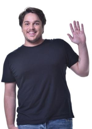 O humorista Lucas Salles - Divulgação
