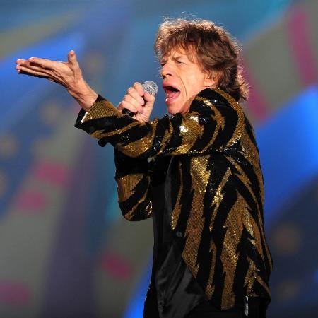 """Mick Jagger se mostrou agradecido """"por toda a música inspiradora"""" deixada por Berry - Junior Lago/UOL"""