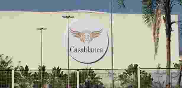 Os antigos estúdios da Record - Rio agoram estão nas mãos da Casablanca - Reprodução