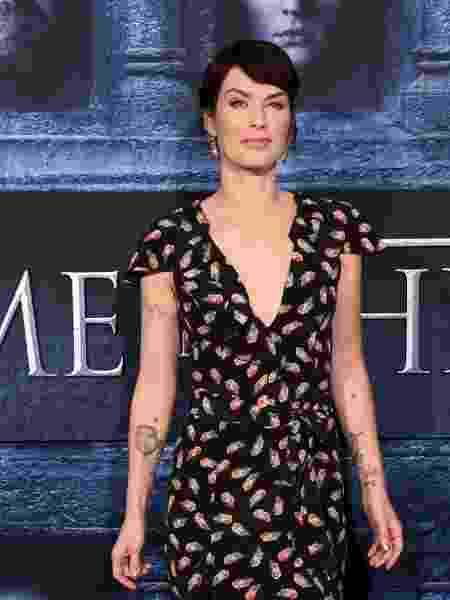 Lena Headey também foi vítima de Harvey Weinstein - Reuters