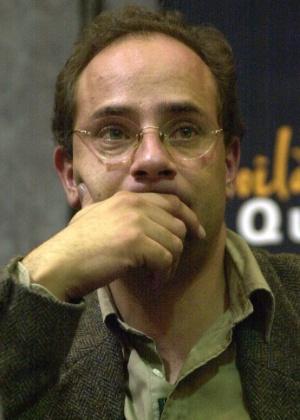 O escritor Ignacio Padilla  - Leticia Sanchez/El Universal