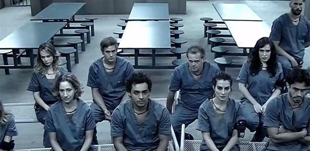 """Participantes do reality show de """"Supermax"""", que estreia dia 20 - Reprodução/TV Globo"""