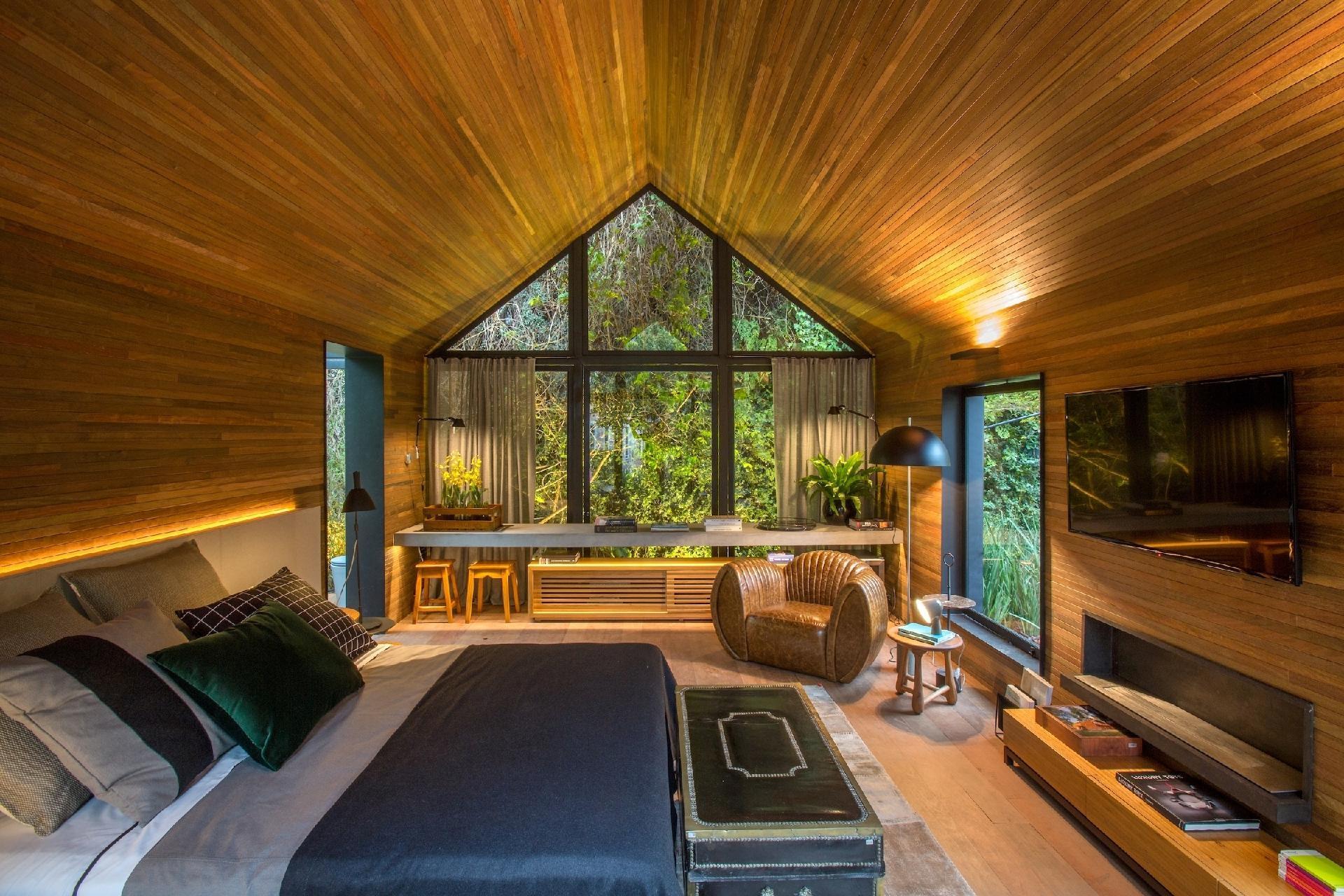 b1e2941af Casa Cor Rio 2016 - A amplitude da área interna do loft é garantida pela  uniformidade