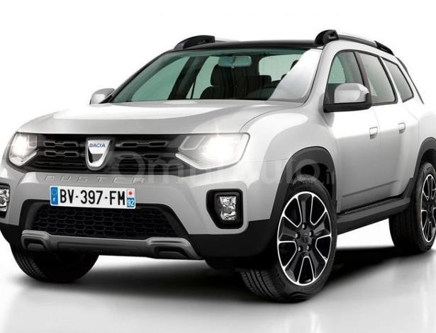 Dacia Duster Neues Modell 2018
