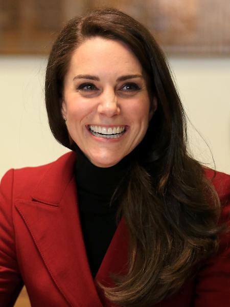 Kate Middleton completa 36 anos neste dia 9 - Getty Images