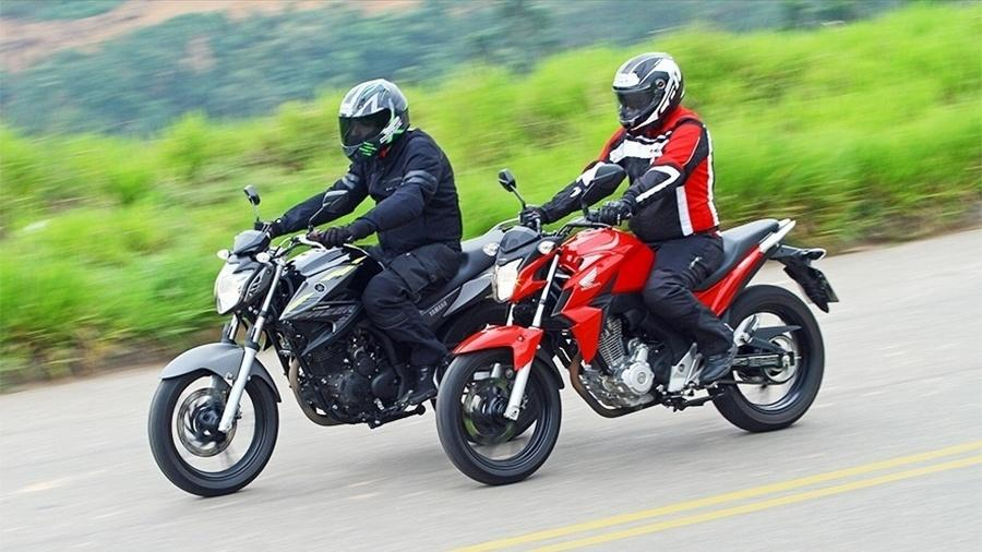 Honda responde, sozinha, por 84% das vendas; Yamaha tem fatia de 11% - Infomoto