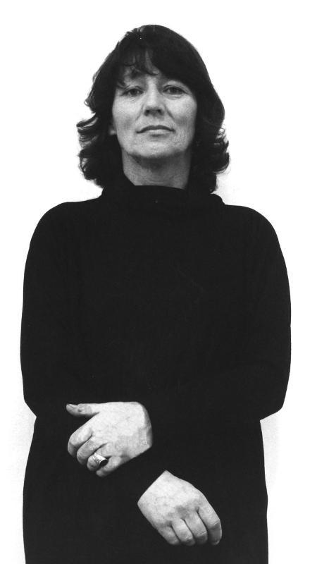 A escultora Magdalena Abakanowicz - Divulgação