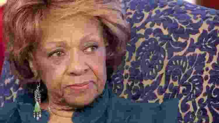 Cissy Houston, mãe de Whitney Houston - Reprodução - Reprodução