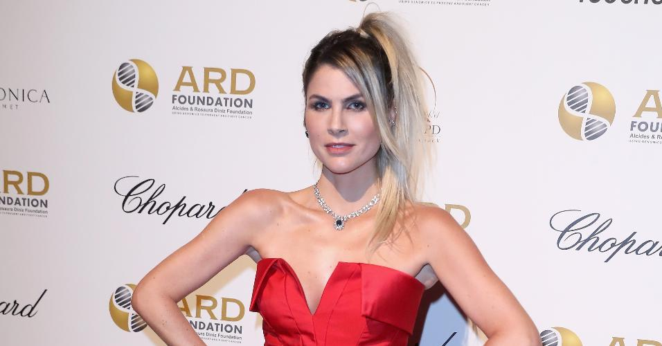 """""""The Brazilian Night"""", do ARD Foundation, em NY -  A atriz e influencer Julia Faria"""