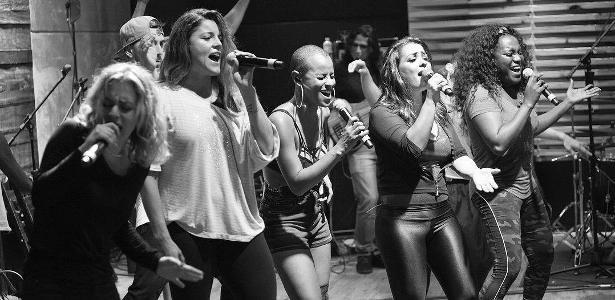 As meninas do Rouge se reúnem para retorno do grupo