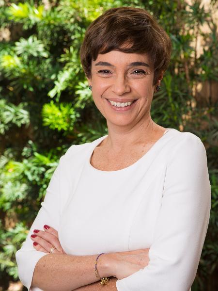"Renata Lo Prete assumiu lugar de William Waack no ""Jornal da Globo"" - Miguel Sá/TV Globo"