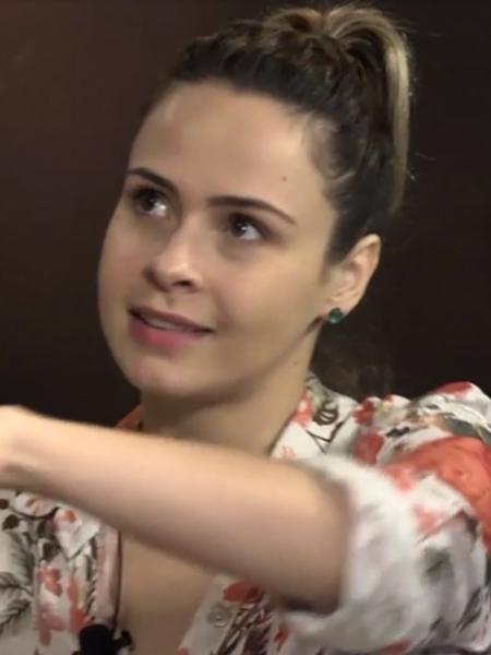 Ana Paula Renaut no UOL Vê BBB - UOL