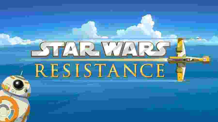 """Imagem da animação """"Star Wars Resistance"""" - Reprodução"""