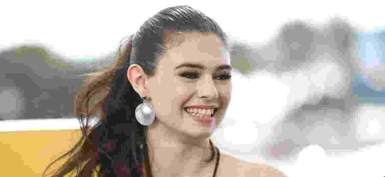 Nicole Maines, primeira atriz trans a viver uma super-heroína trans na TV - Rich Polk/Getty Images