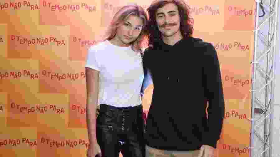 Sasha e Bruno Montaleone - Daniel Pinheiro/AgNews