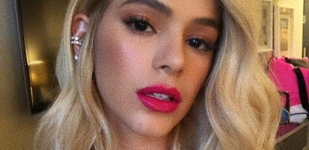 Bruna Marquezine Appears Blonde And Jokes They Say Theyre More Fun