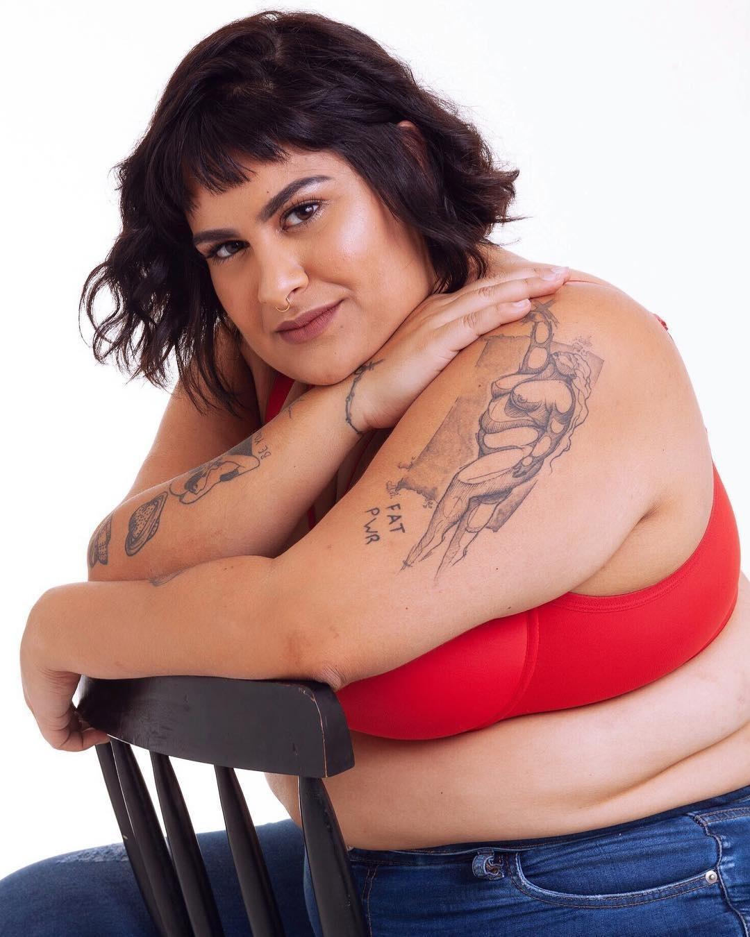 chica gorda anterior elle