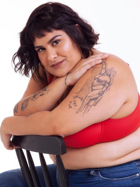 2afd41f66c87 Alexandra Gurgel, do canal Alexandrismos, lança livro sobre body positive -  Arquivo Pessoal