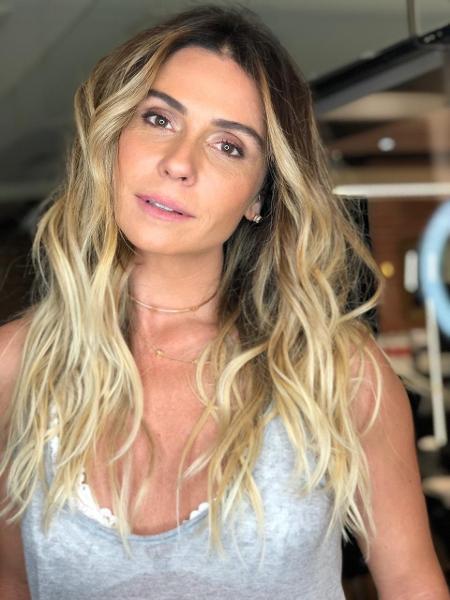 62fc2aeee Giovanna Antonelli faz mudança e surge com o cabelo longo