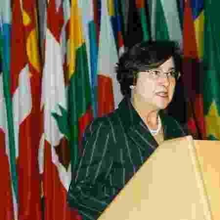 Ruth Cardoso foi a única primeira-dama brasileira a discursas na ONU - Fundação FHC