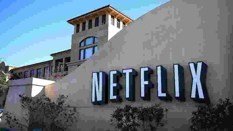A sede da Netflix em Los Gatos, na Califórnia - Getty Images