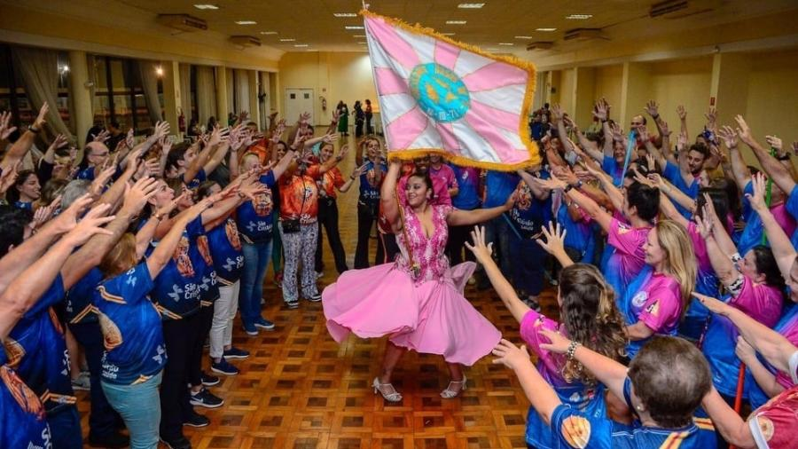 Armênios serão homenageados na Rosas de Ouro - Bruno Ulivieri/Divulgação