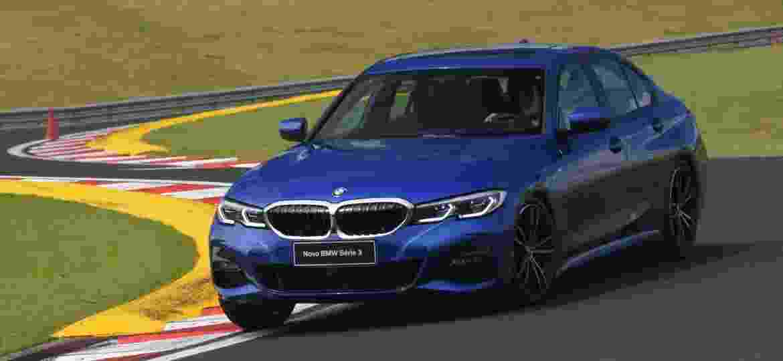 Empresa oferece carros como BMW Série 3 por valor mensal - Murilo Góes/UOL