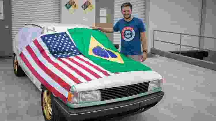 VW Gol GLR 1 - Marcos Camargo/Acervo pessoal - Marcos Camargo/Acervo pessoal