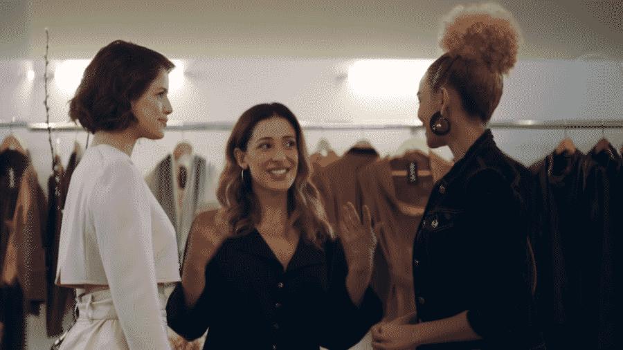 Josiane vira vendedora em A Dona do Pedaço - Reprodução/TV Globo