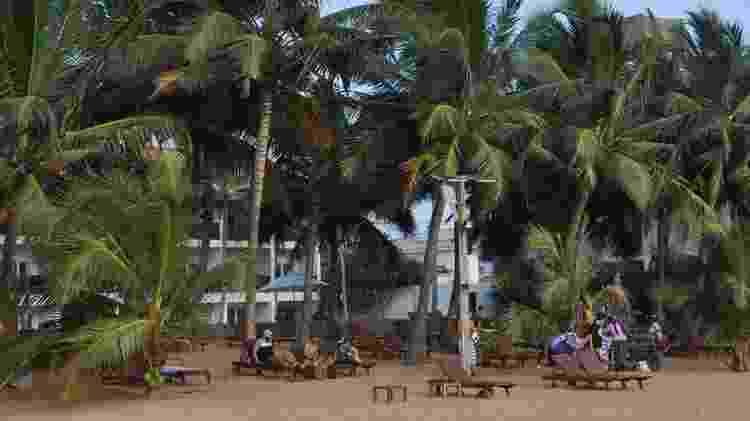 As praias não estão tão cheias quanto antes - BBC