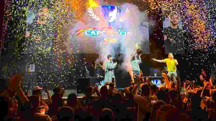 Capcom Cup é o mundial de Street Fighter e aconteceu nos EUA - Reprodução