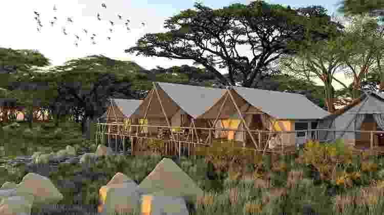 A Jahazi Suite, no Mara Nyika  - Divulgação - Divulgação