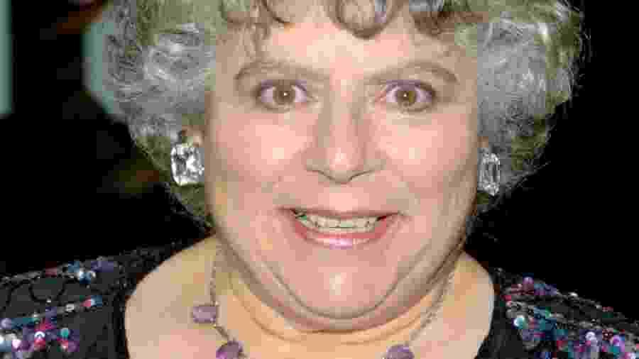 Miriam Margolyes defendeu as pessoas trans - Jon Furniss/WireImage/Getty Images