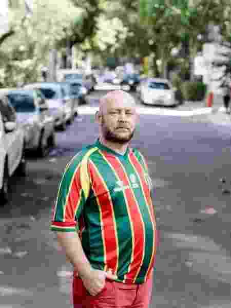 O historiador e escritor Luiz Antonio Simas  - Zé Guimarães / Folhapress