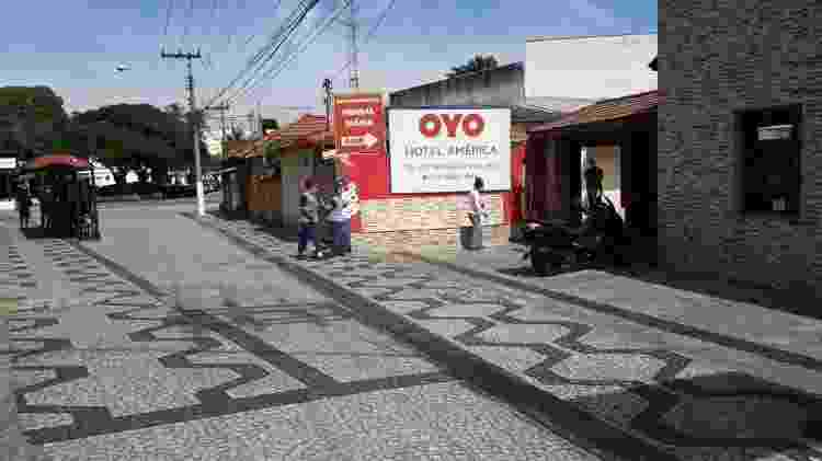 O Hotel Oyo, em Jacareí, tem recebido população em situação de rua durante a pandemia - Subsecretaria de Comunicação de Jacareí - Subsecretaria de Comunicação de Jacareí