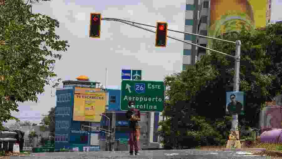 Porto Rico exige que visitantes passem por um dos exames médicos mais rigorosos de qualquer estado ou território dos EUA - Jose Jimenez/Getty Images